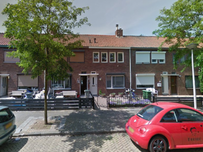 Oppenstraat 70B - Front view