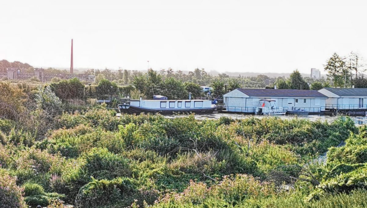 Stuwweg Room Houseboat (12)